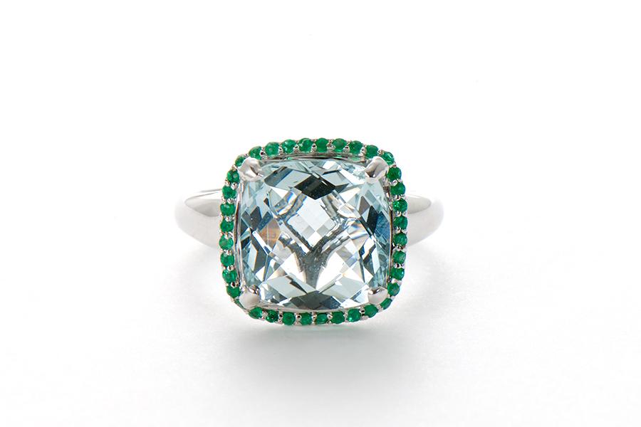 Blue jewelry No.04