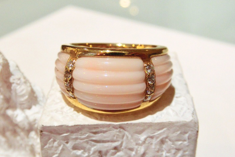 Orange jewelry No.05