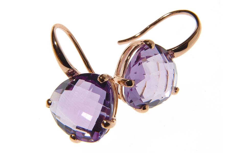 Purple jewelry