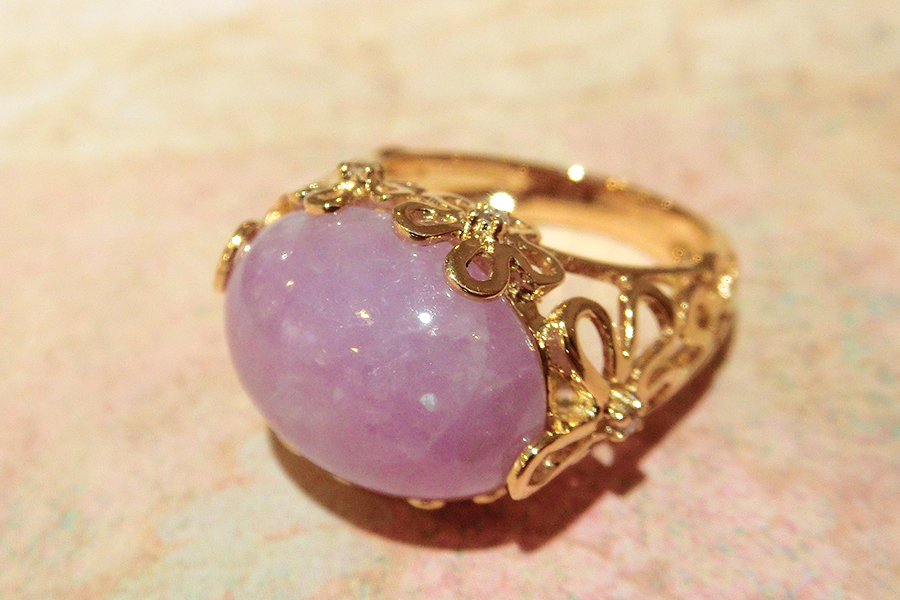 Purple jewelry No.04