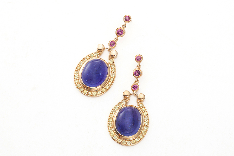 Purple jewelry No.11