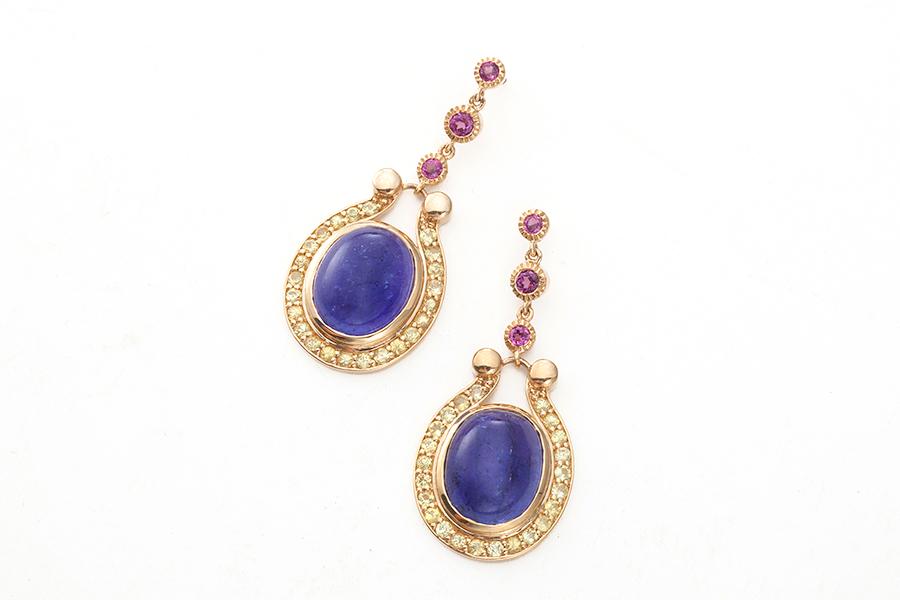 Purple jewelry No.11