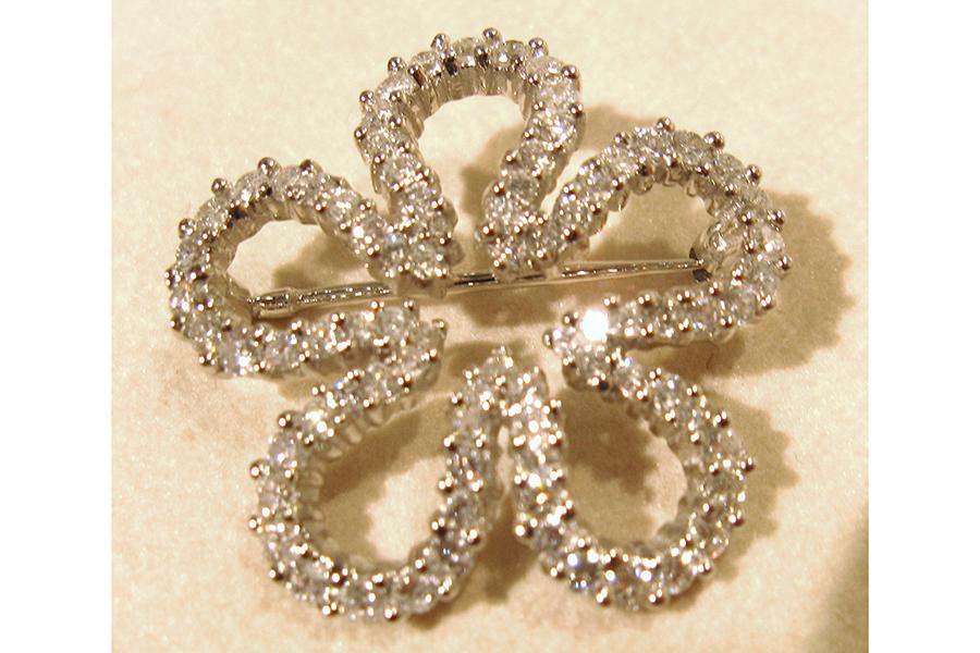 White jewelry No.04