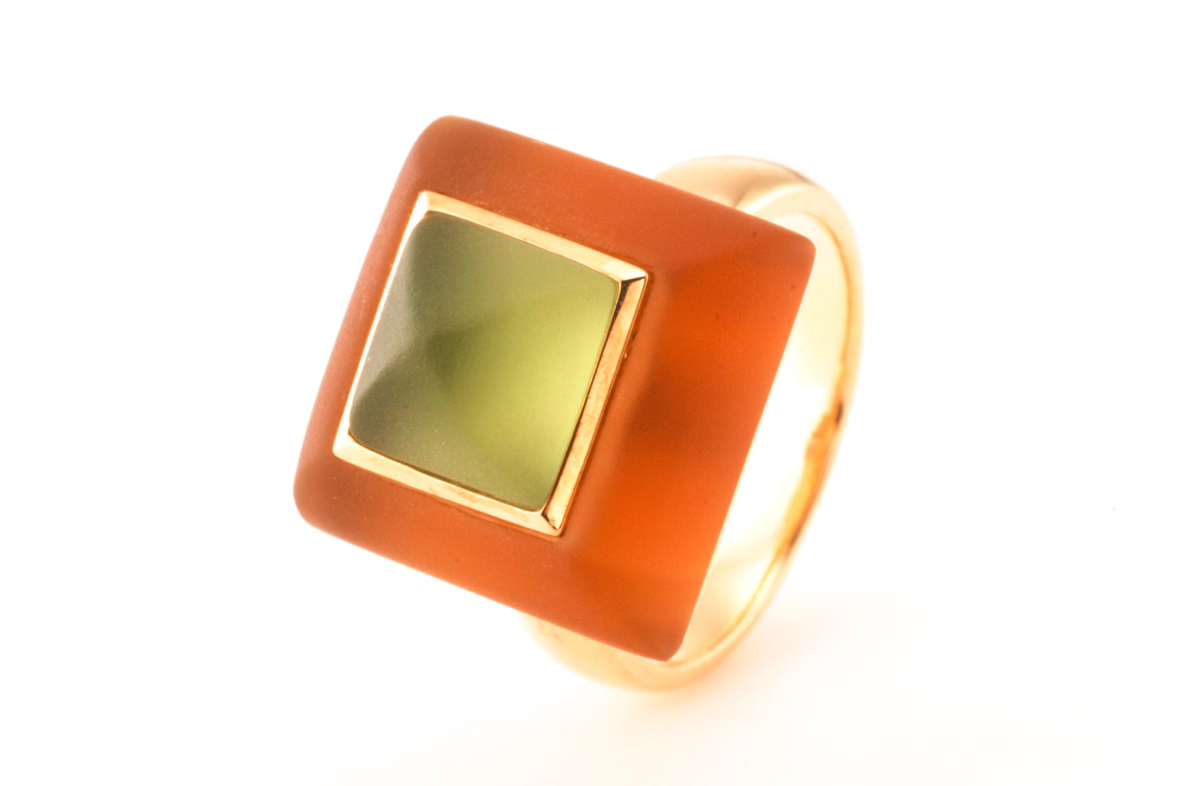 Yellow jewelry No.01