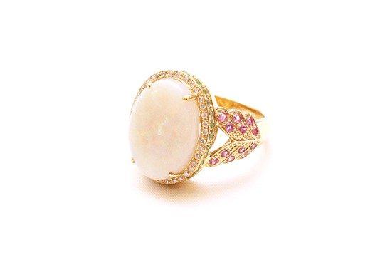 White jewelry No.11