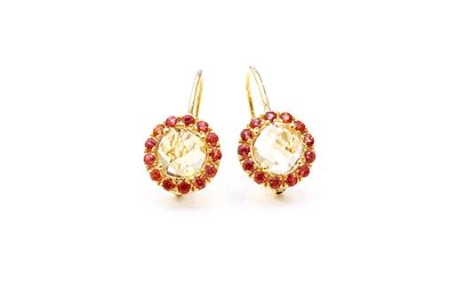 Orange jewelry No.7
