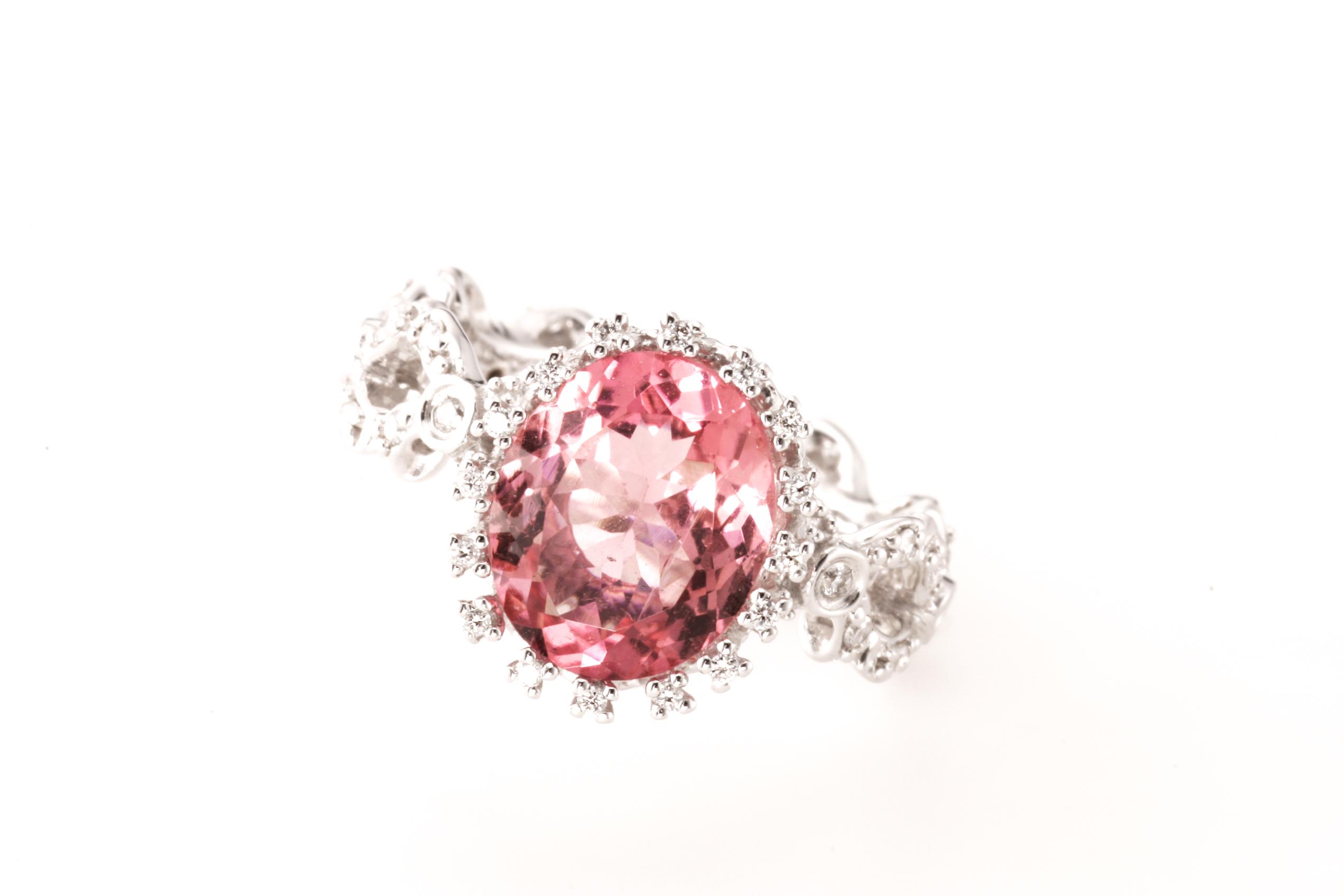 Pink・Green jewelry