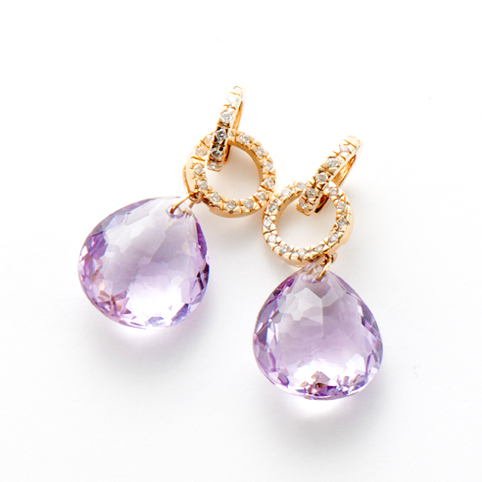 Purple jewelry